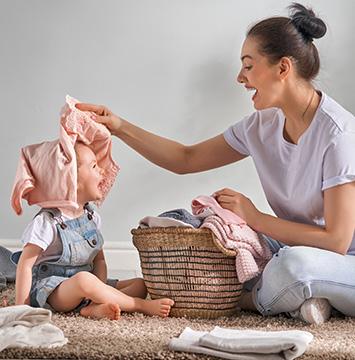 Pour 2 vêtements bébé et/ou enfant rapportés en magasin et sur présentation de votre carte U